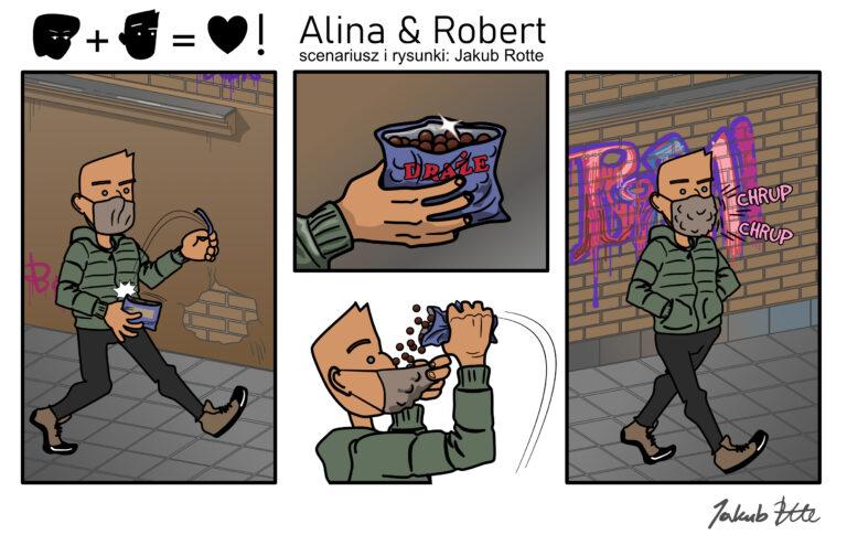 Alina i Robert